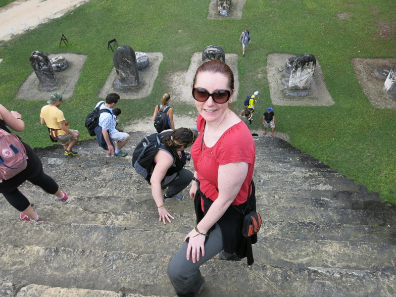 Climbing Pyramids