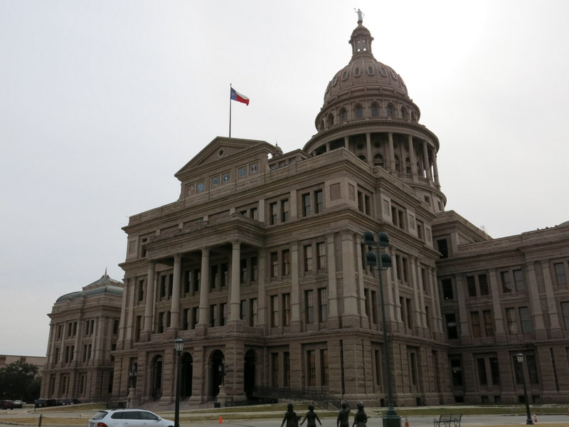 The Capital Building