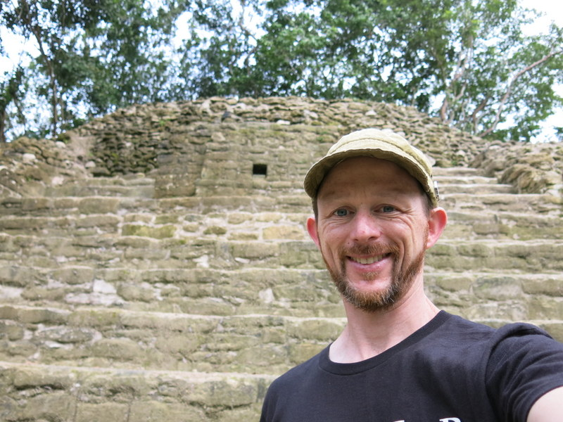 Running amok on ancient Mayan ruins