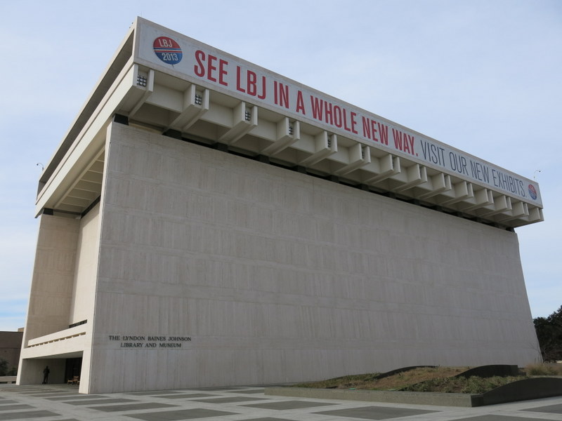 LBJ Museum and Library