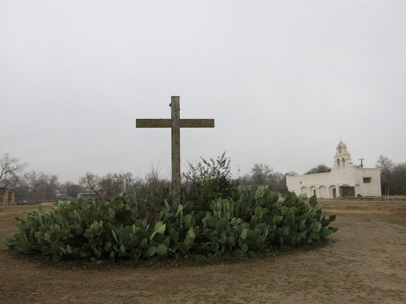 Stop Two: Mission San Juan