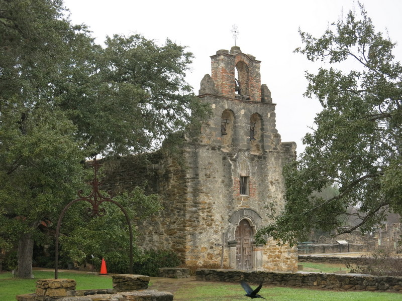Stop Three: Mission Espada