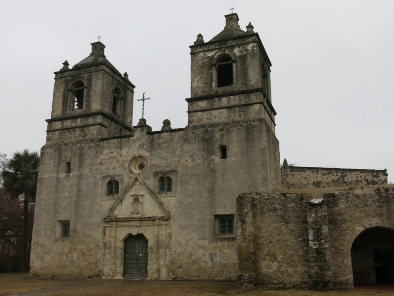 Stop Four: Mission Concepcion