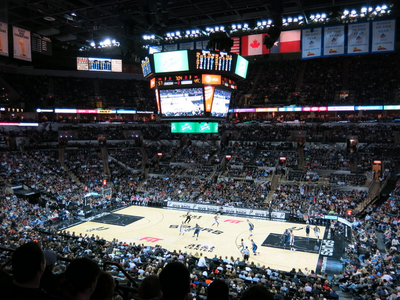 Spurs Win!