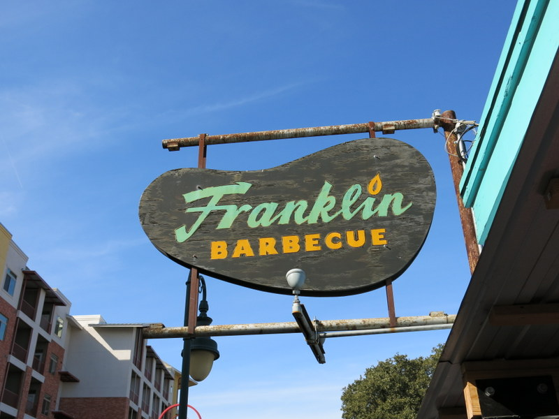 The mecca of BBQ