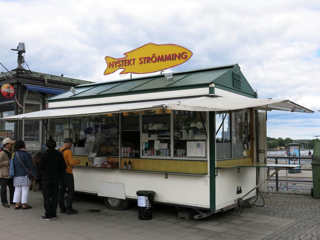 swedish food truck!