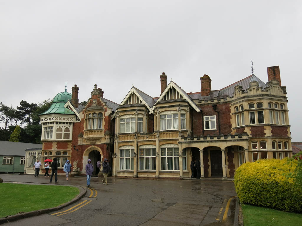 the heart of bletchley park