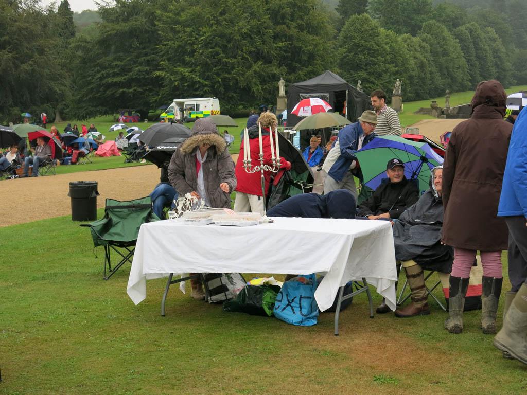 picnic, england style