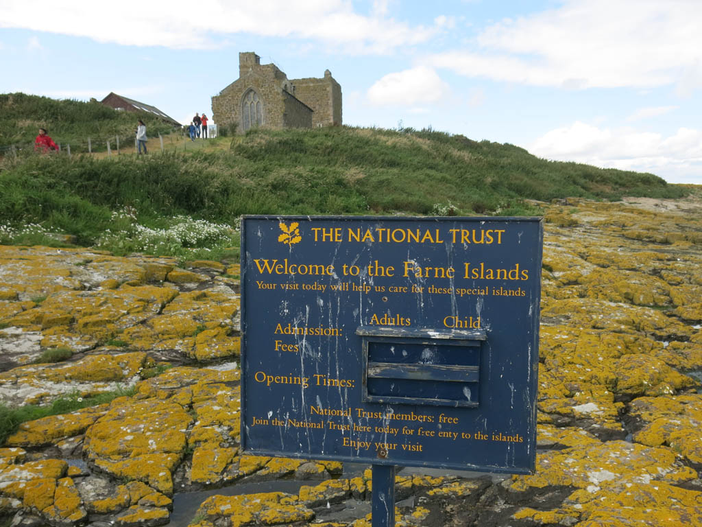 welcome to the farne islands
