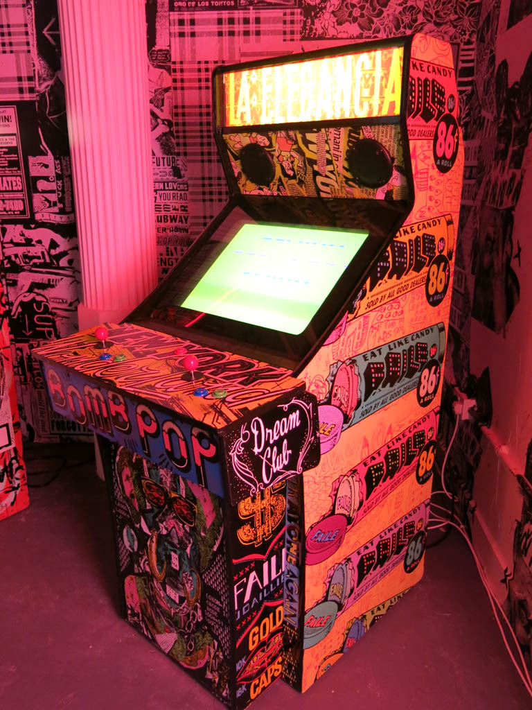 faile arcade