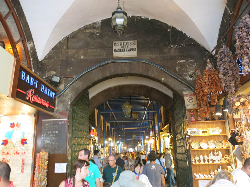 into the spice market!
