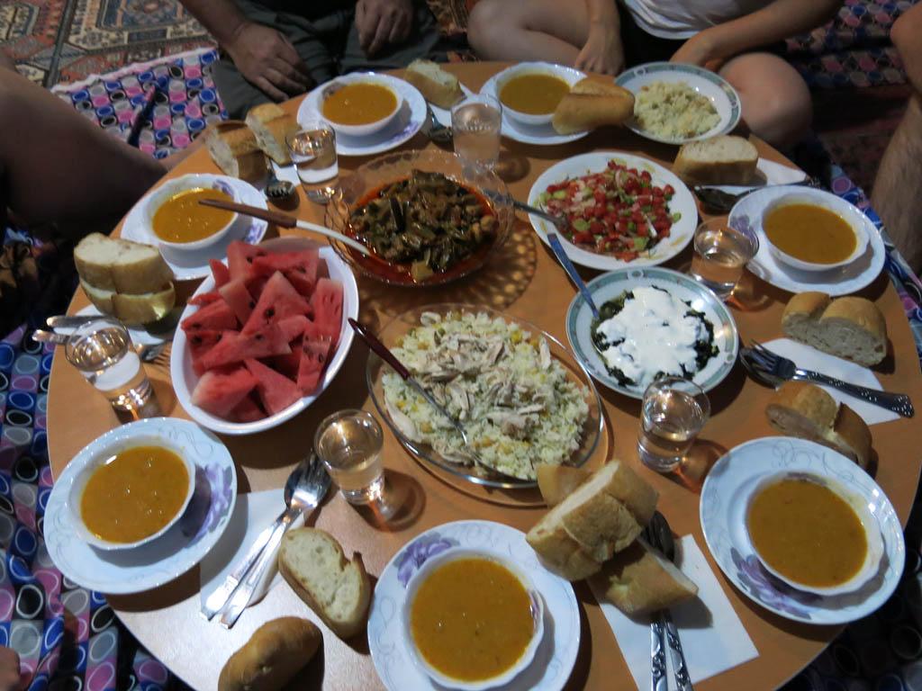 mmm... family dinner