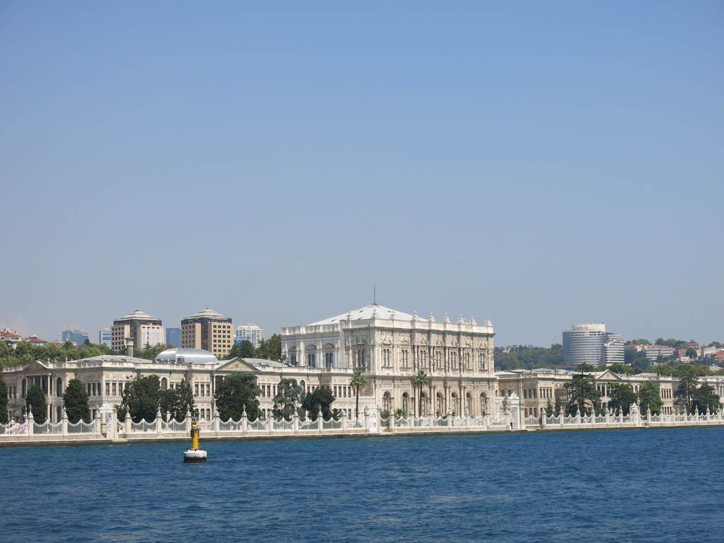 palace by the water
