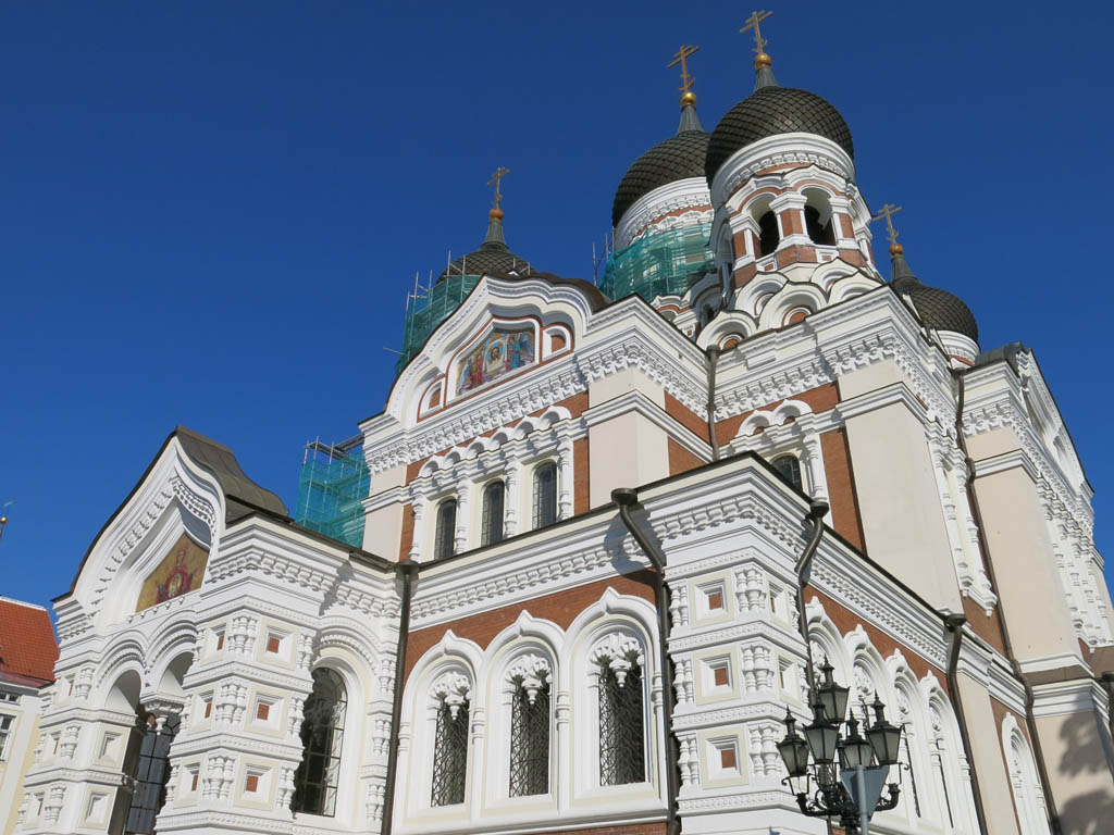 cool russian church