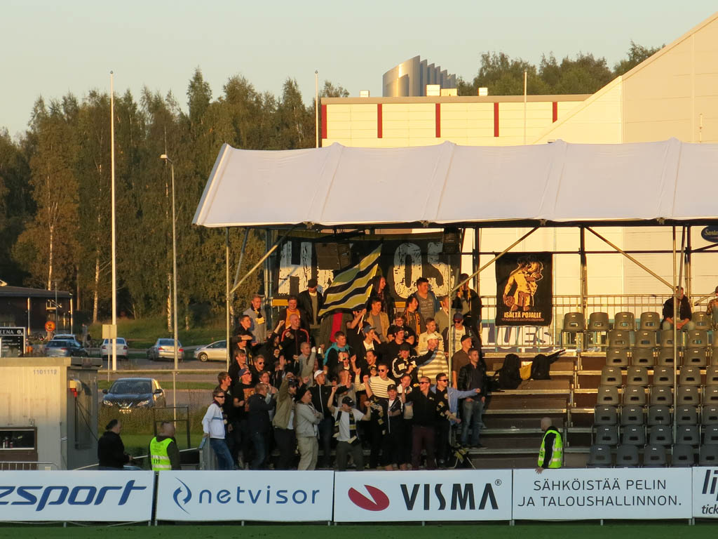 the fc honka massive