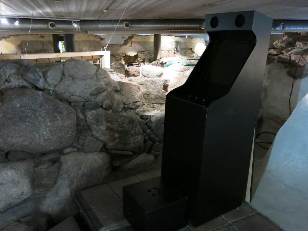 ancient arcade