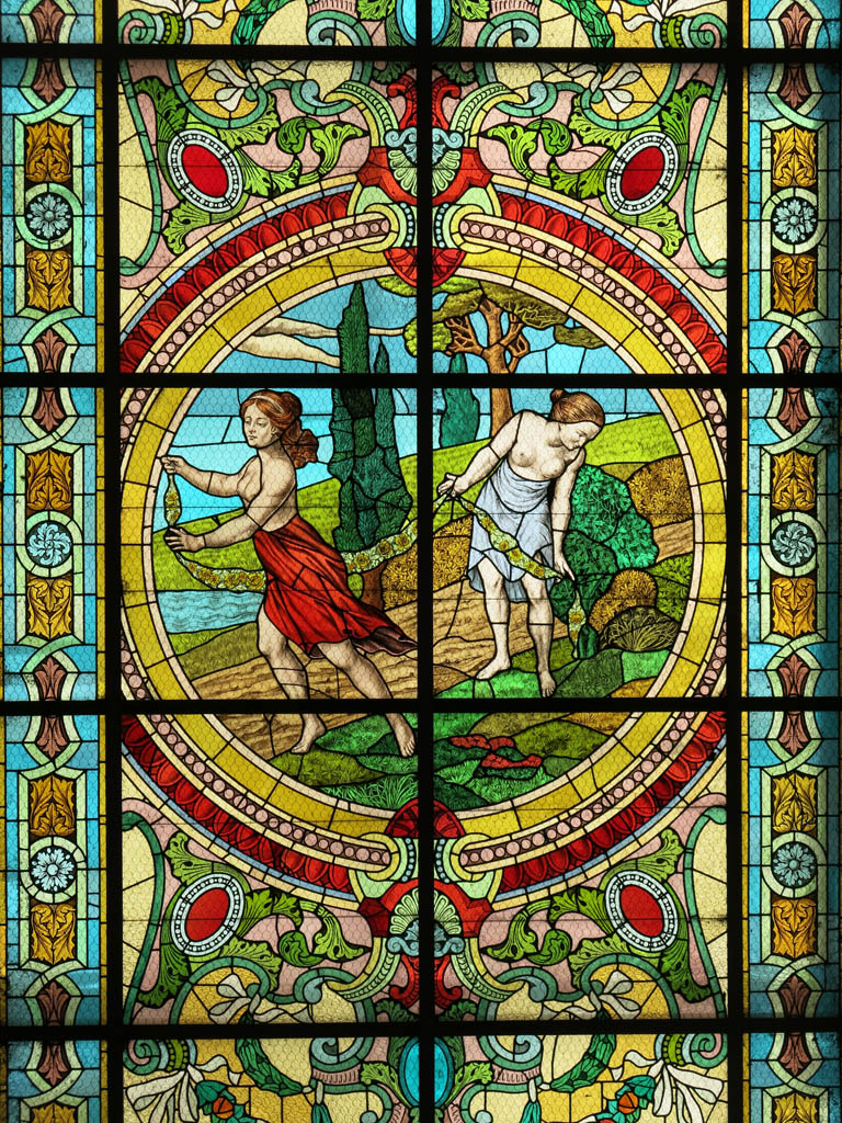 amazing stained glass all about