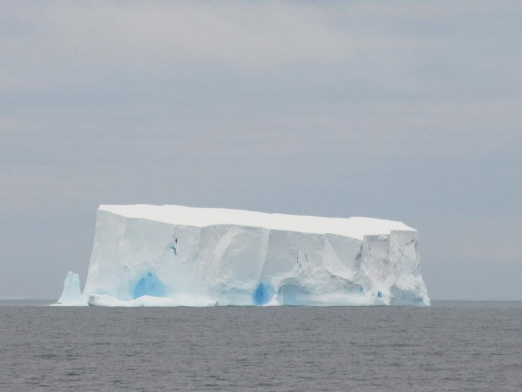 the final iceberg