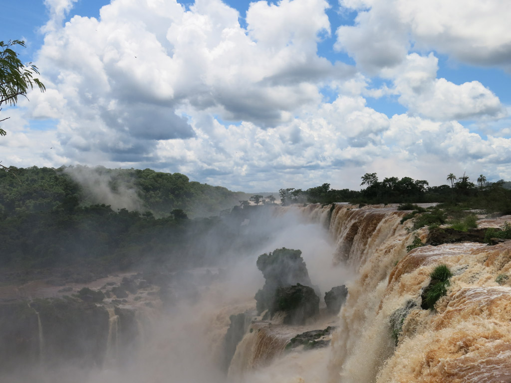 the power of iguazu