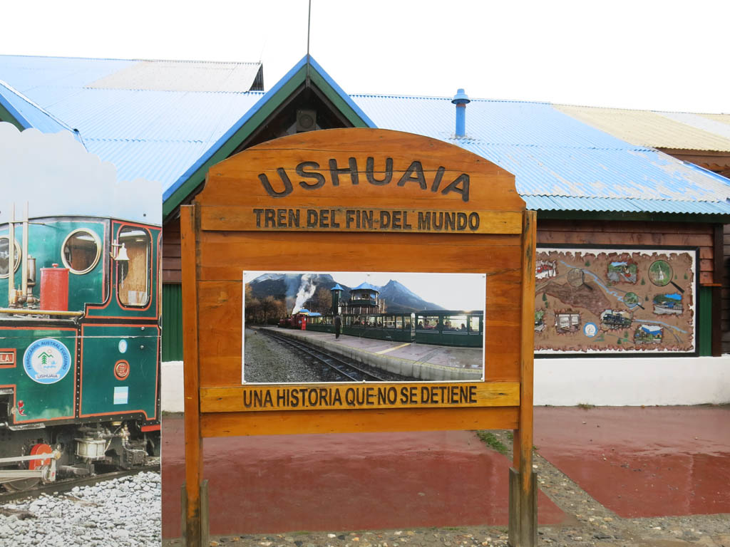 public transport in ushuaia