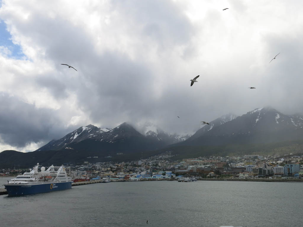 say goodbye to ushuaia