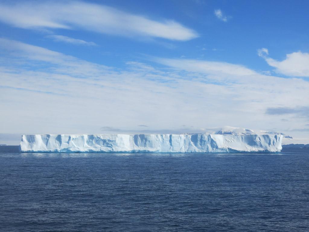 that's a big iceberg
