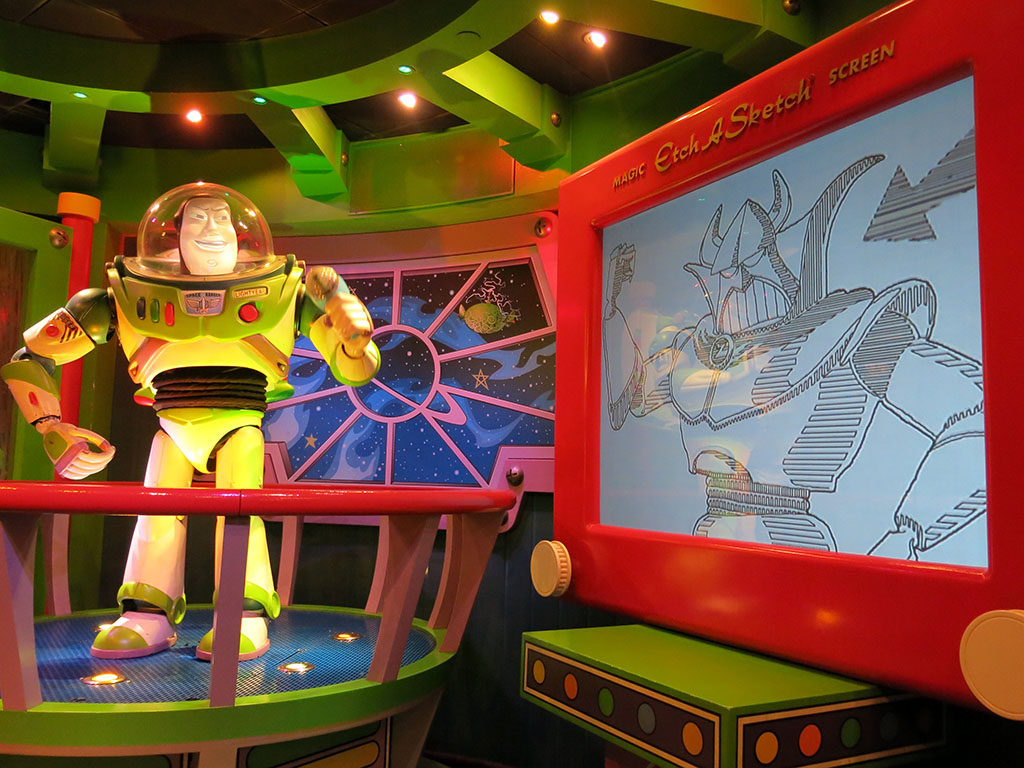 watch out for zurg!