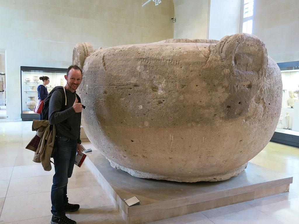 a big vase