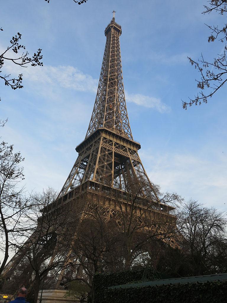 a glorious parisian day