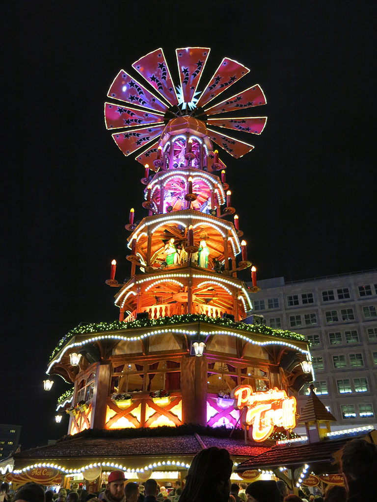 christmas in alexanderplatz