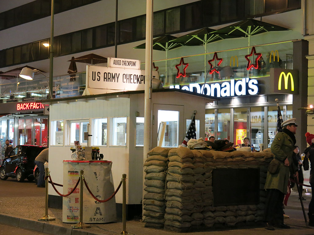 note the authentic mcdonalds there too