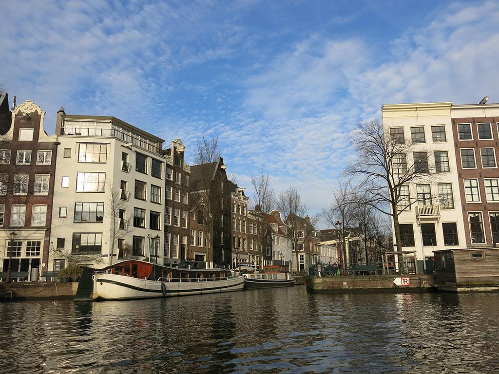 cruising amsterdam