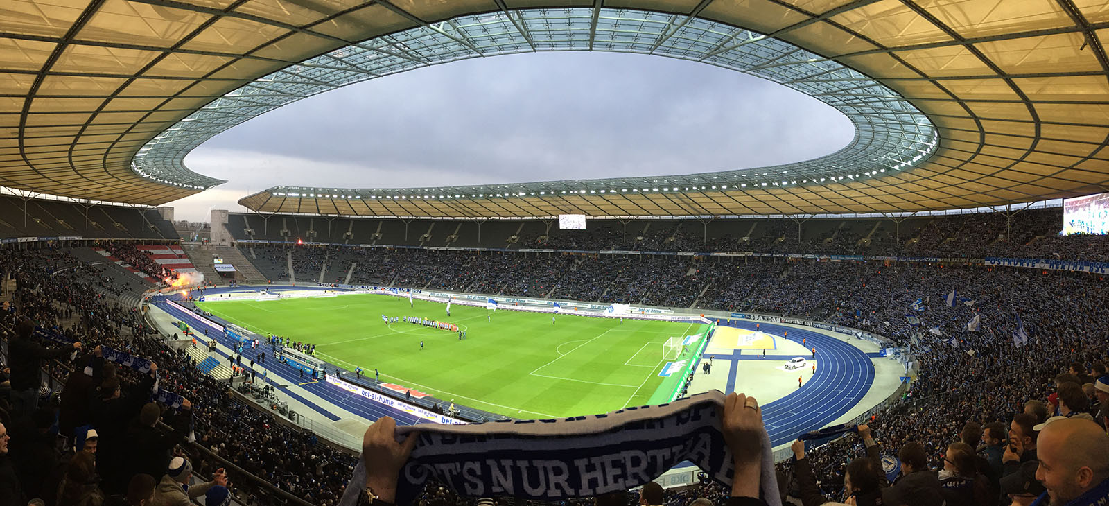 go herta berlin!
