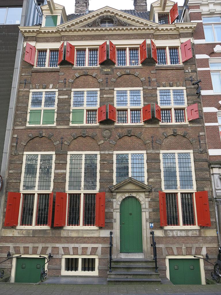 rembrandt's huis!
