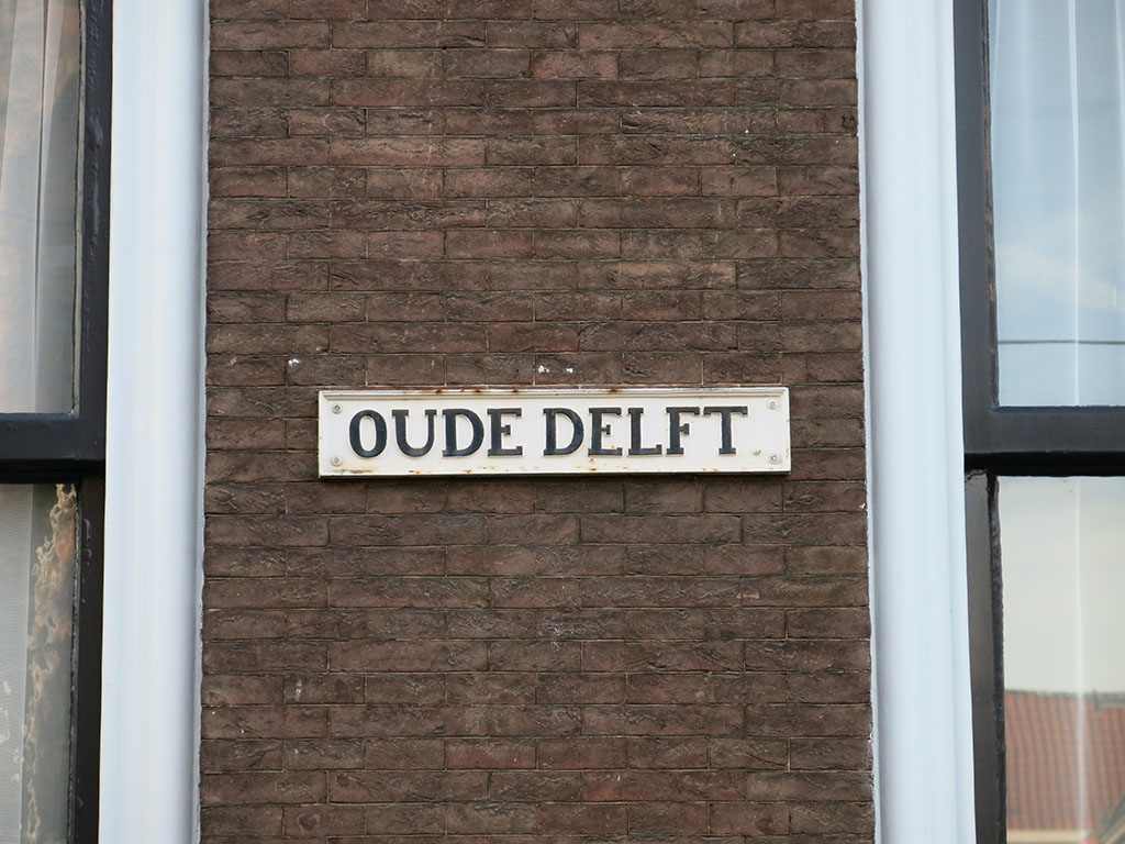 exploring old delft