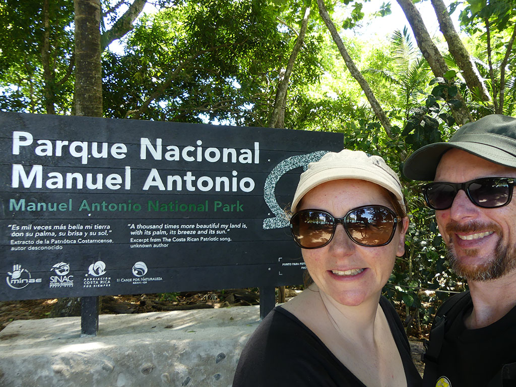 our last costa rican national park
