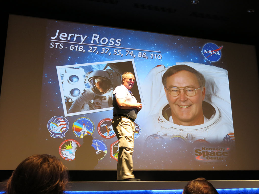 an astronaut!