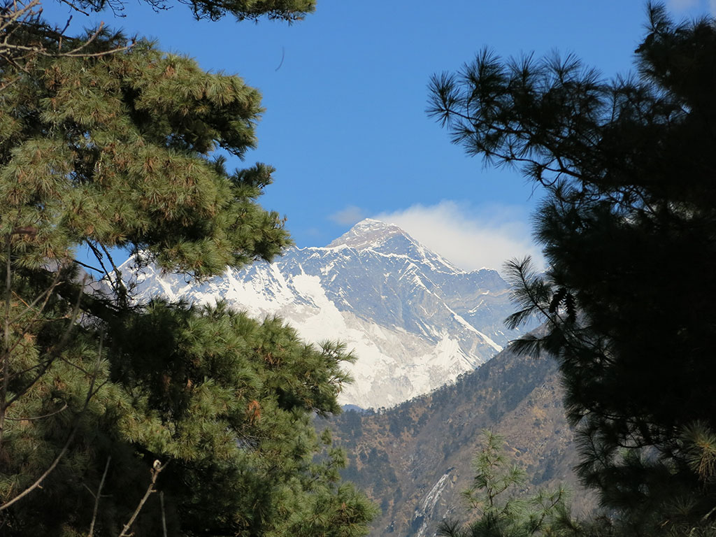 last views of everest