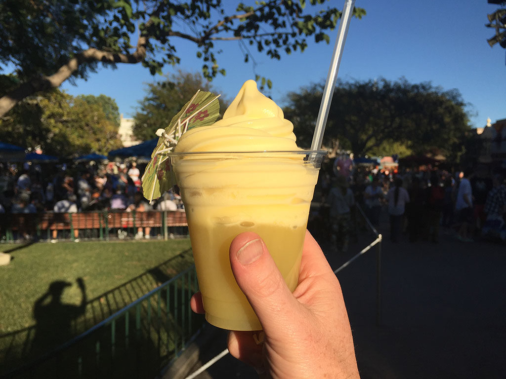 the almighty dole whip float